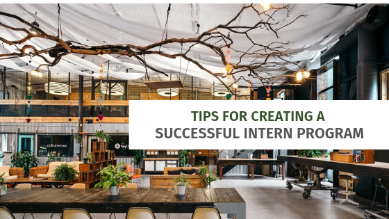Tips for Creating a Successful Internship Program
