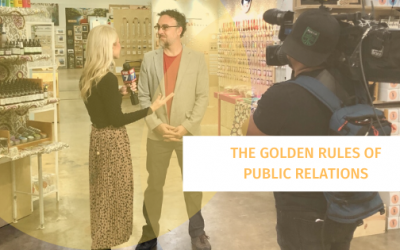 The Golden Rules of Public Relations