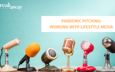 Pandemic Pitching: Working with Lifestyle Media