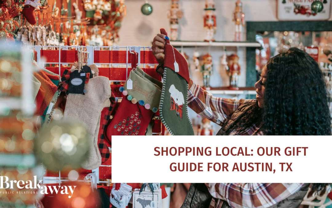 Shopping Local: Our Gift Guide for Austin, TX