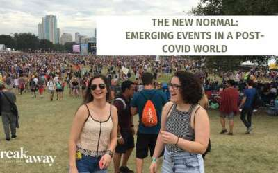 The New Normal: Emerging Events in a Post-Covid World
