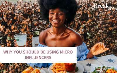 Why you should be using micro influencers
